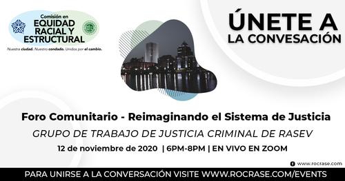 Event Flyer - Spanish